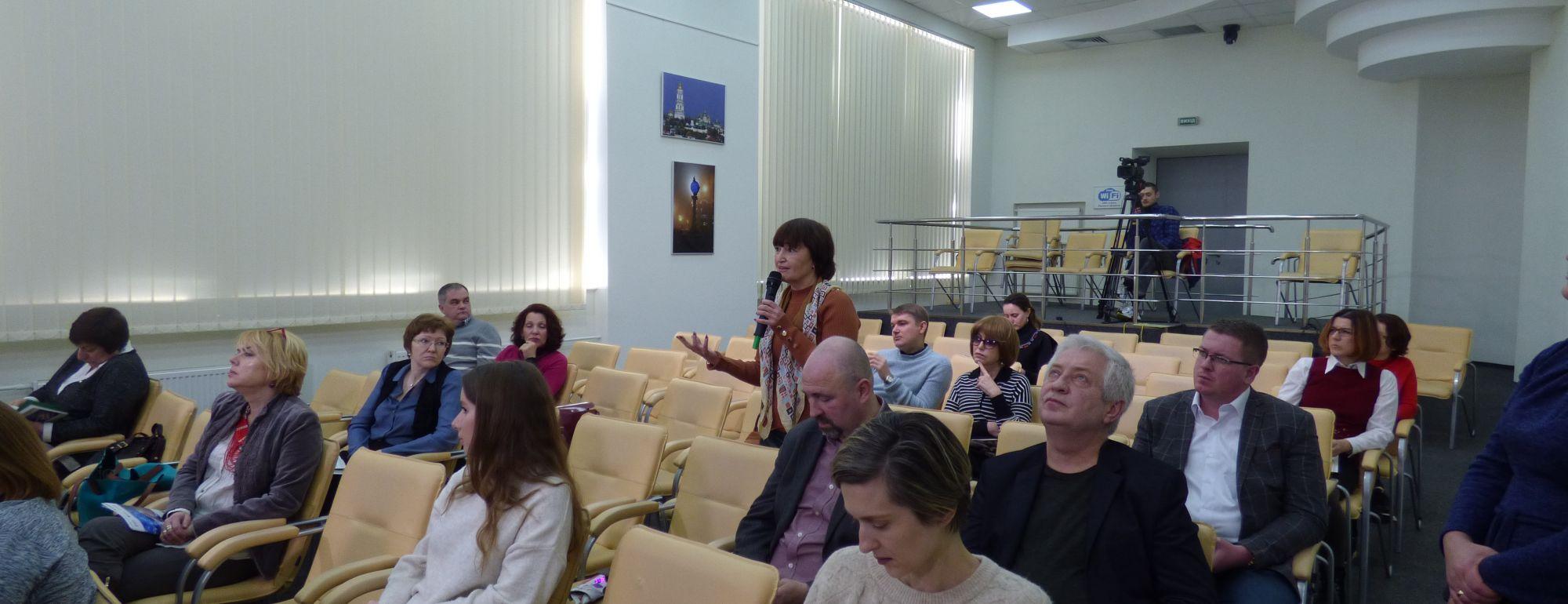 ГО «Українська фундація безпекових студій» презентувала посібник з медіаграмотності для держслужбовців