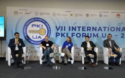 Експерт Фундації взяв участь у VII PKI Forum